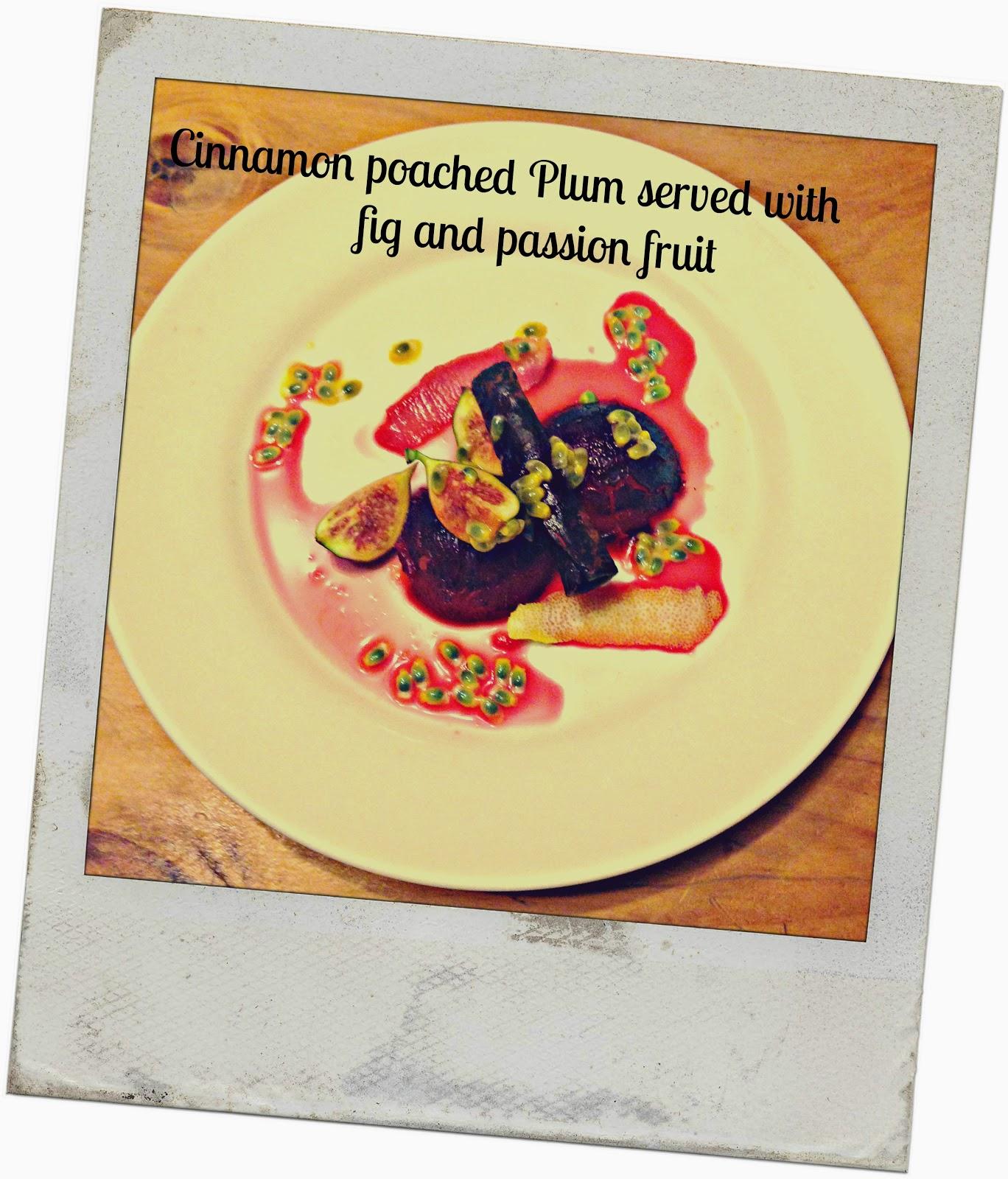 plum fruit passion fruit recipes