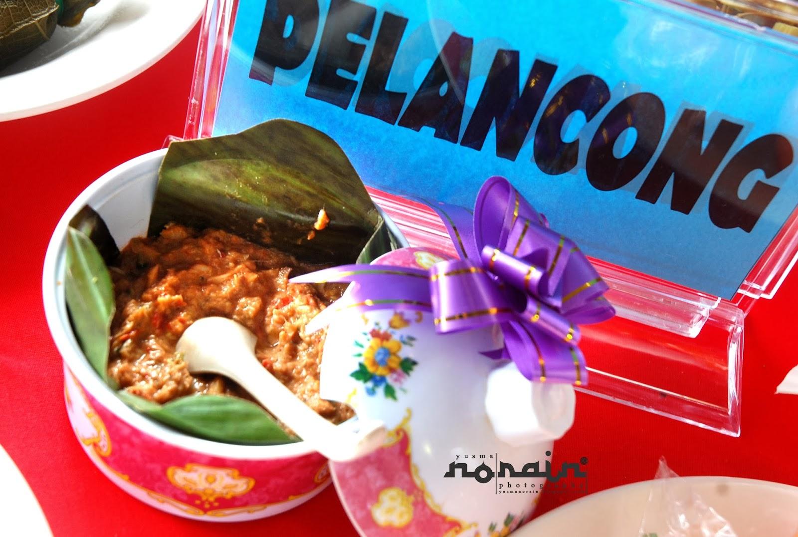Pesta Makanan Tradisional Lenggong 2014  Yang Sangat Unik