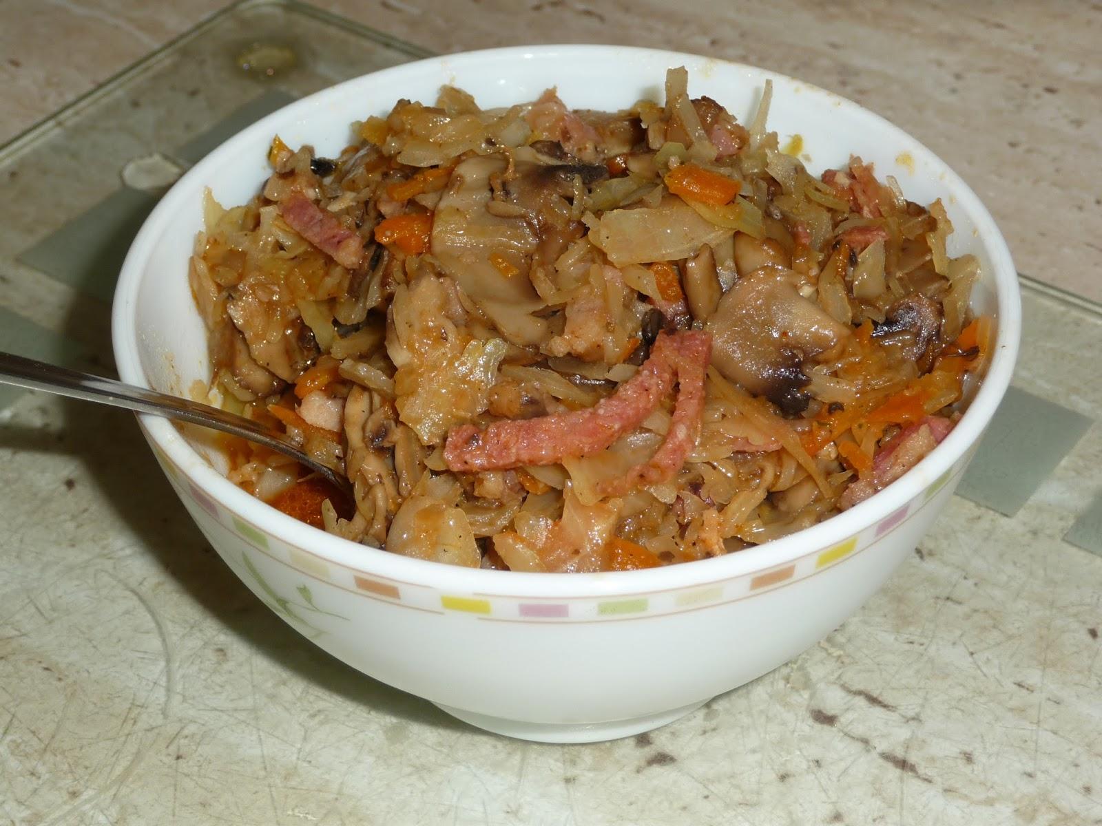 Блюда из овощей и грибов - рецепты овощных блюд с фото 89