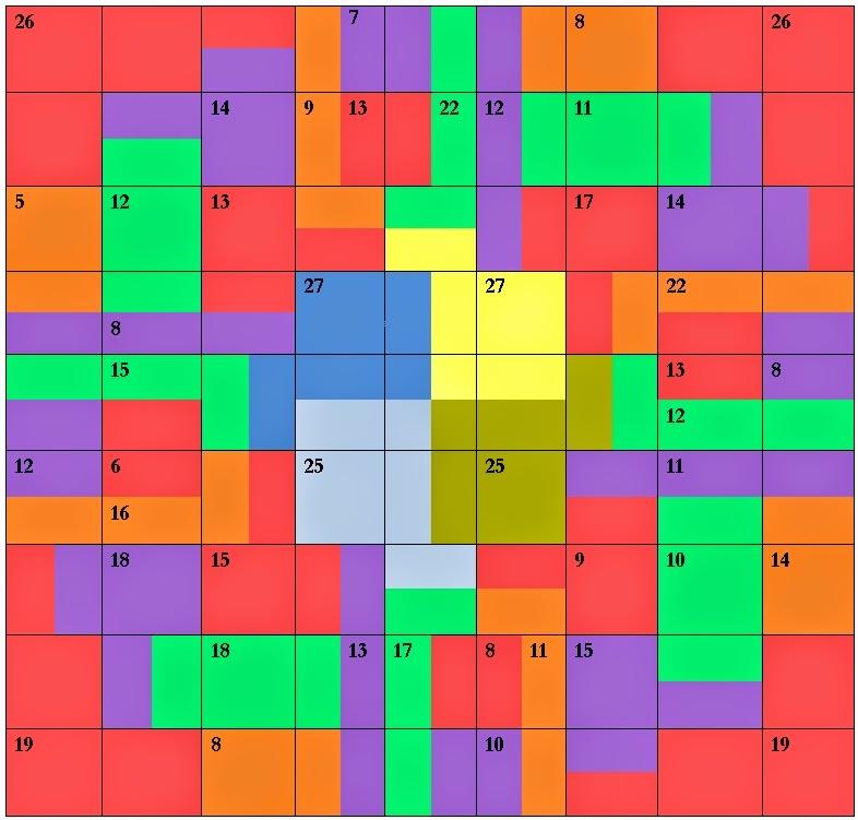 Sum puzzle rating 4
