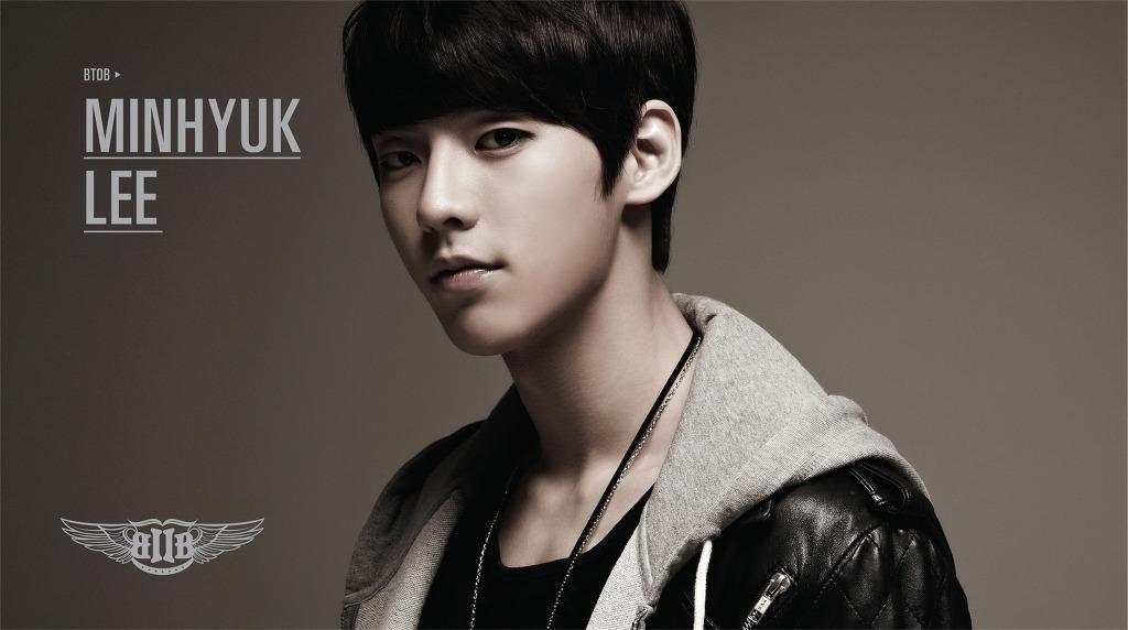 BTOB Hyunsik & Minhyuk, 2 AREA51su GoldenBoys