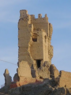 Qadrit, castillo de Cadrete