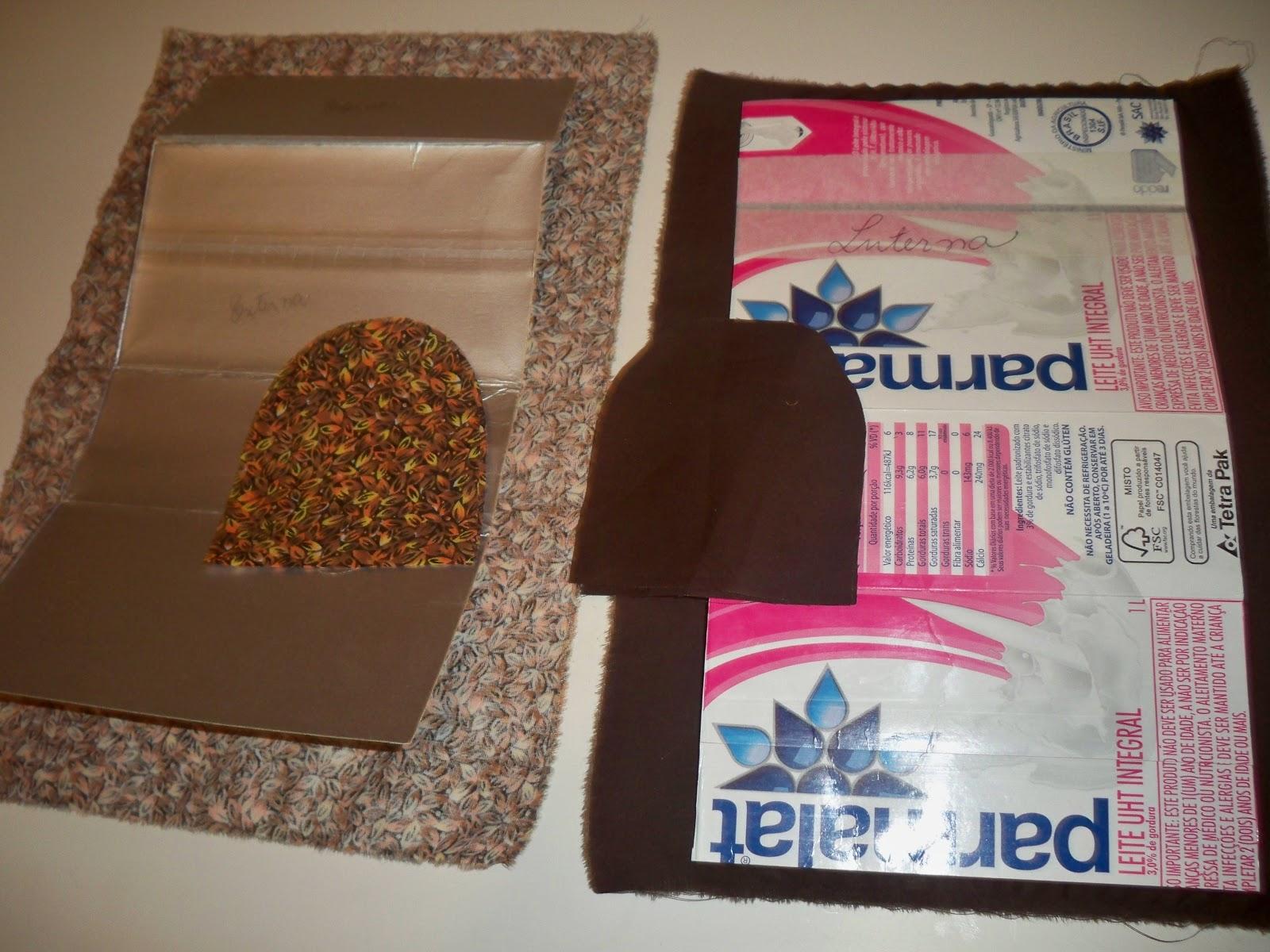 Bolsa Feita Com Caixa De Leite E Tecido : Poeme design bolsa tipo carteira com caixas de leite