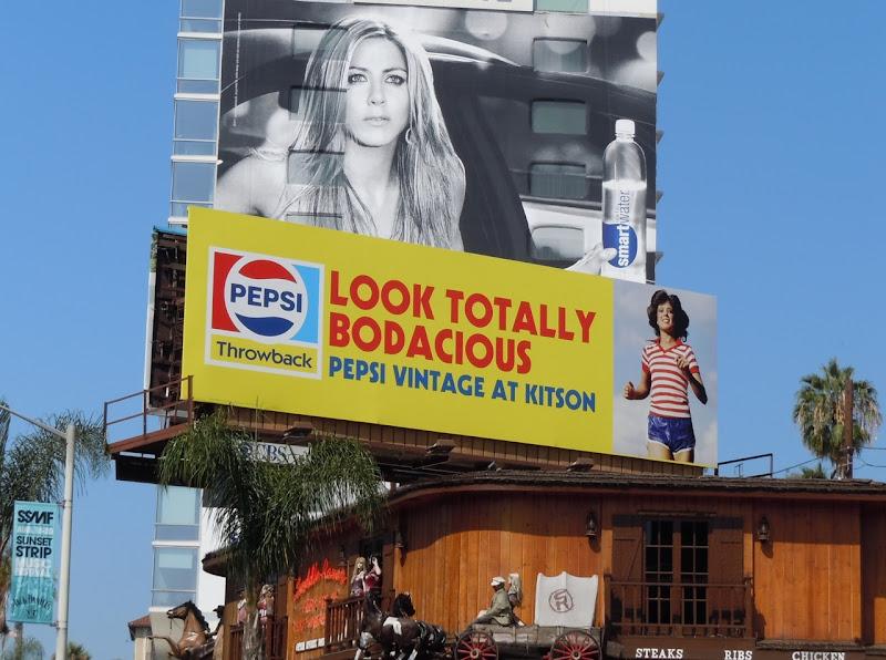 Pepsi Vintage Kitson billboard