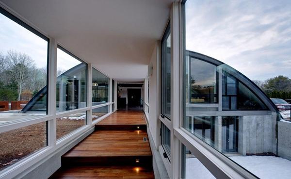 Desain Rumah minimalis Unik