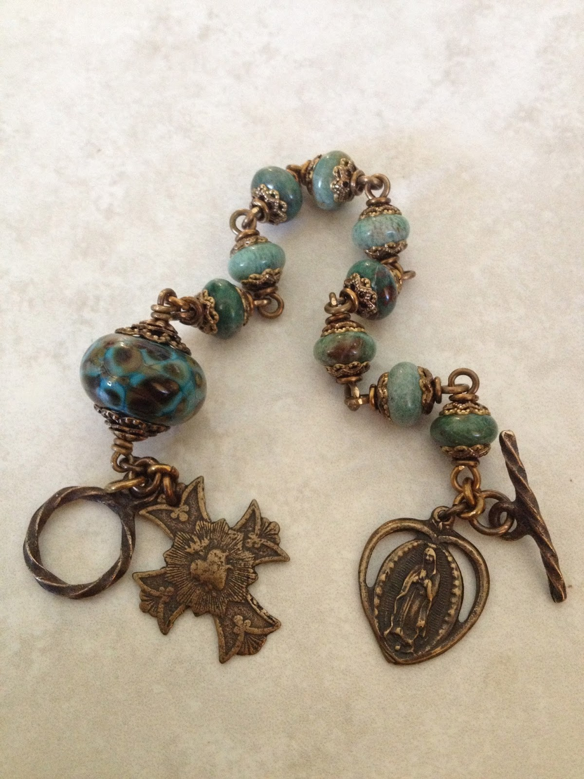 all beautiful catholic past rosary bracelets gallery