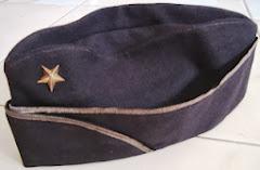 Topi Militer Bintang Satu