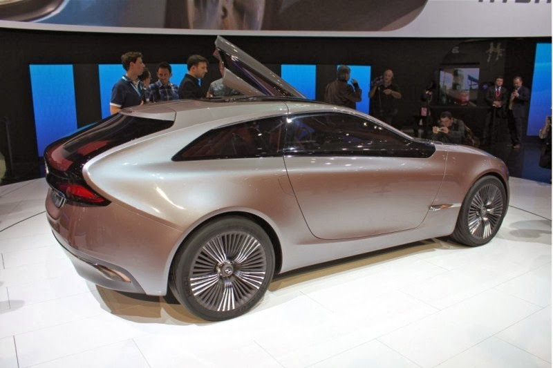 Hyundai i-oniq Concept 2014 Prices Pictures