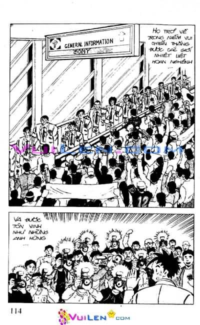 Jindodinho - Đường Dẫn Đến Khung Thành III Tập 60 page 114 Congtruyen24h