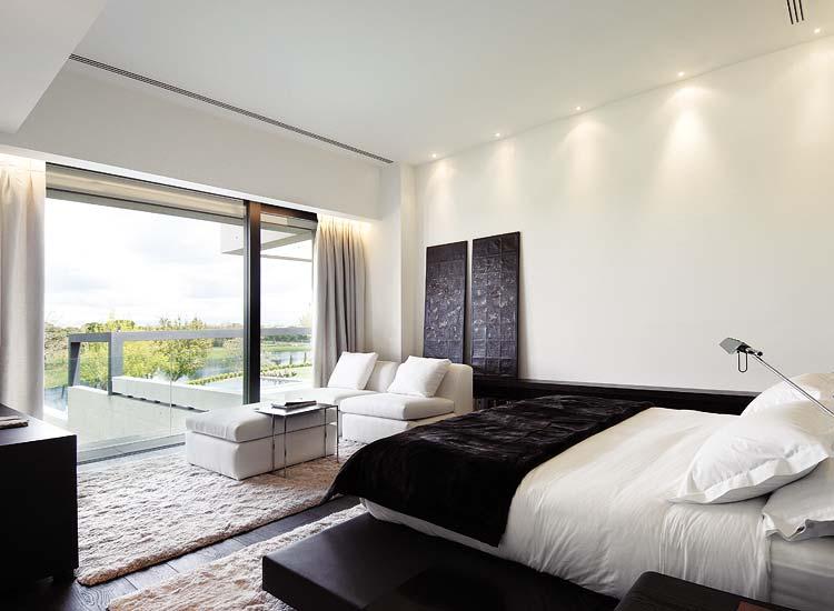 Casas minimalistas y modernas dormitorios actuales for Dormitorios actuales