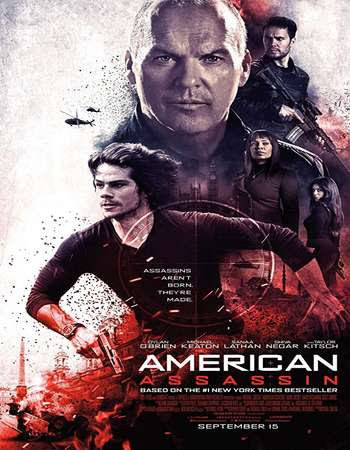 Poster Of Hollywood Film Watch Online American Assassin 2017 Full Movie Download Free Watch Online 300MB