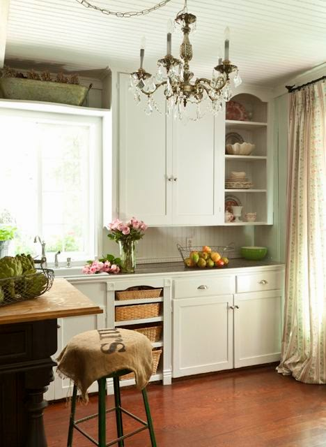 French cottage kitchen inspiration french country cottage for Country kitchen inspiration