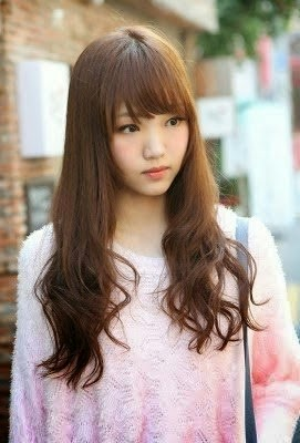 Foto Model Rambut Warna Trend 2015