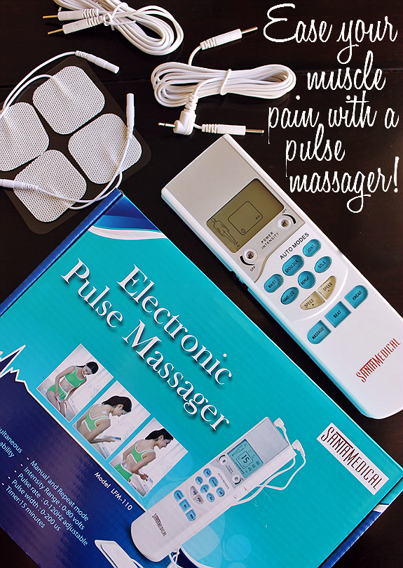 Santa Medical Personal TENS Unit Pulse Massage Therapy