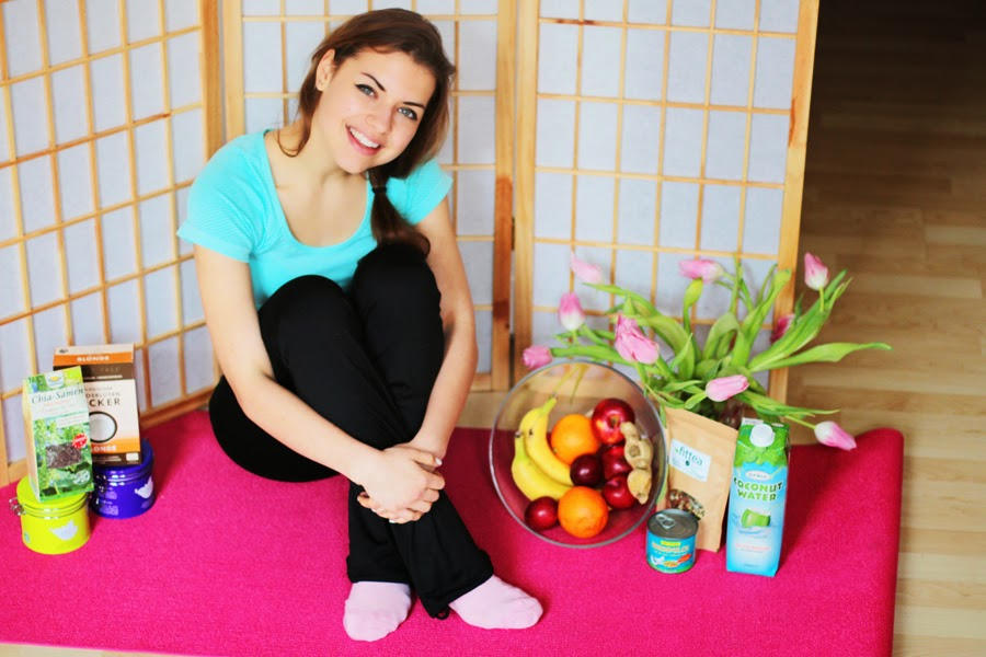 myberlinfashion sport inspiration vegan healthy food
