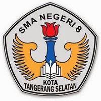 Logo SMA Negeri 8 Tangerang Selatan