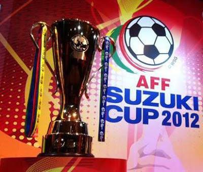 Tiket Piala AFF Suzuki Mula Dijual 23 November 2012