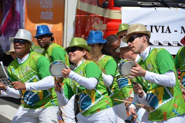 Carnaval Rotterdam 2013 Drums