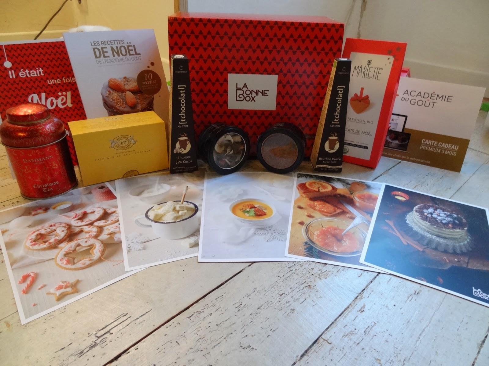 La Bonne Box - Mars 2015 - España!