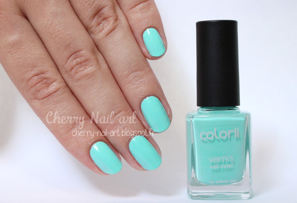 vernis colorii Be cool collection Coachella
