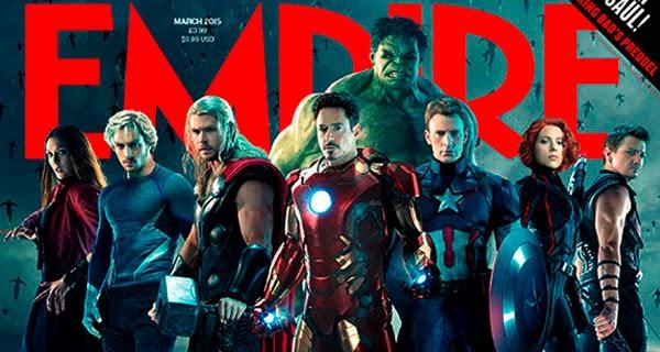 Vengadores Empire Marzo 2015