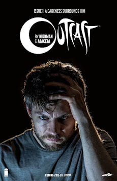 TV series I am enjoying: Outcast