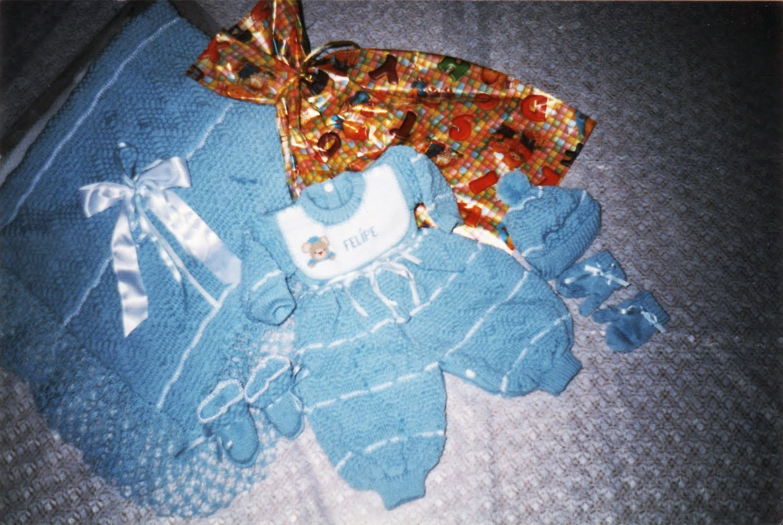 meu primeiro traje