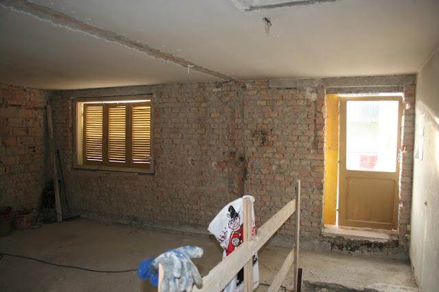 lavori nel sottotetto works in attic