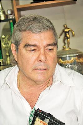 Oriente Petrolero - Miguel Angel Antelo - Presidente del Club Oriente Petrolero