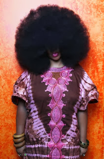 WORLD'S BIGGEST AFRO- Aevin Dugas