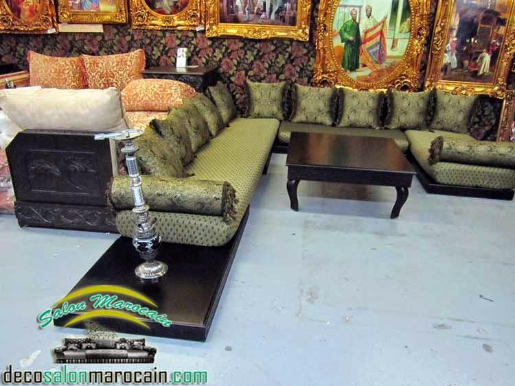 salon marocain lourd