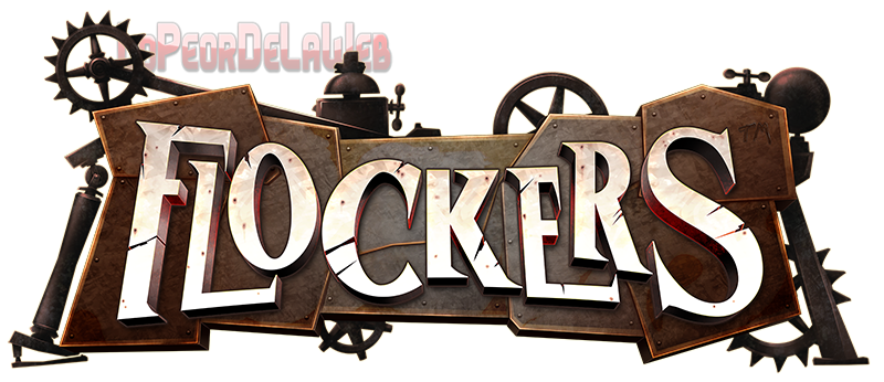 Flockers Pc Multilenguaje (Castellano)