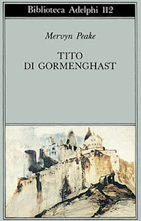 Tito di Gormenghast, 1981, copertina