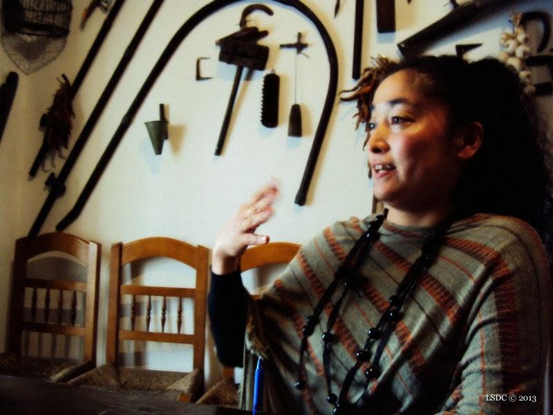 Entrevista a la Venenciadora Momoko Izumi