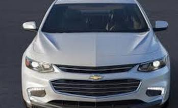 2016 Chevrolet Malibu Driving Scenes