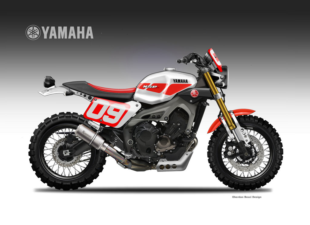motosketches yamaha xsr 900 dirtiest sons liveries. Black Bedroom Furniture Sets. Home Design Ideas