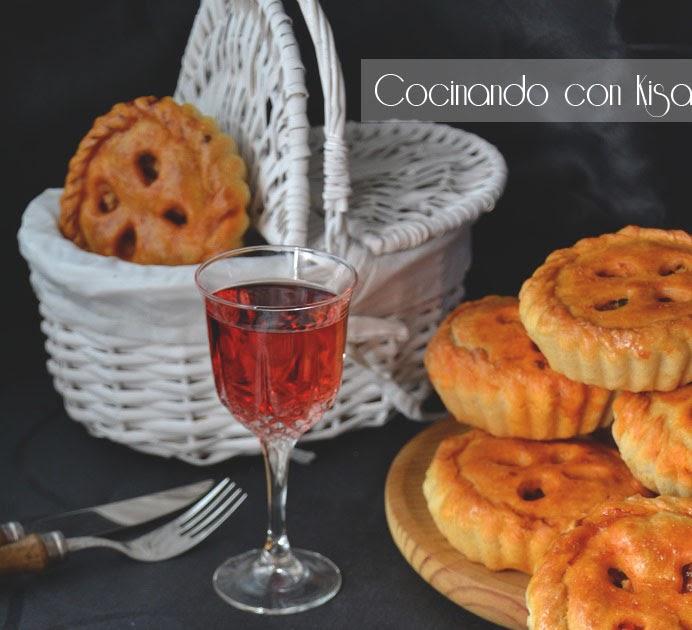 Cocinando con kisa empanadas individuales variadas for Cocinando con kisa