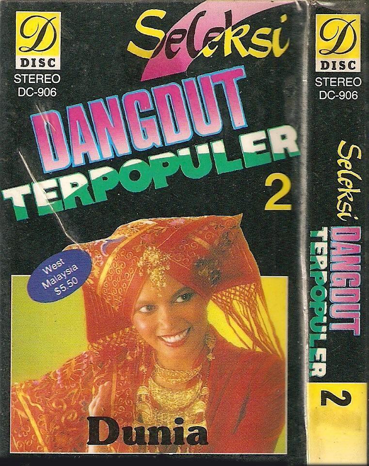Seleksi Dangdut Terpopuler 2 1988