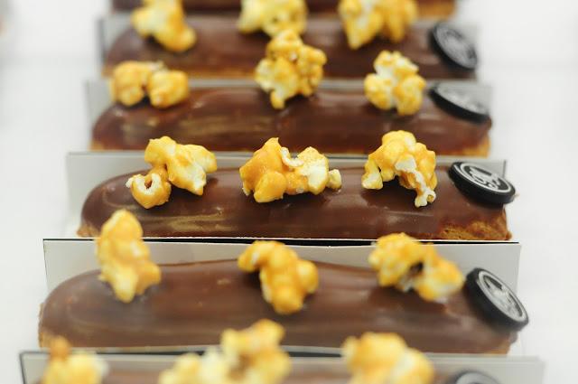 L'ÉCLAIR by Sarah Michelle salted caramel