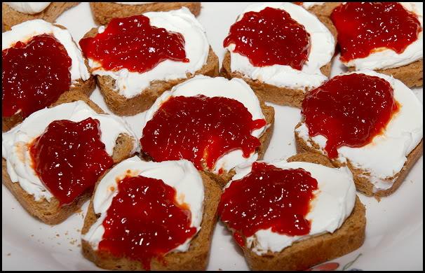 La cocina de maria mermelada de pimientos rojos - Mermelada de pimientos rojos ...