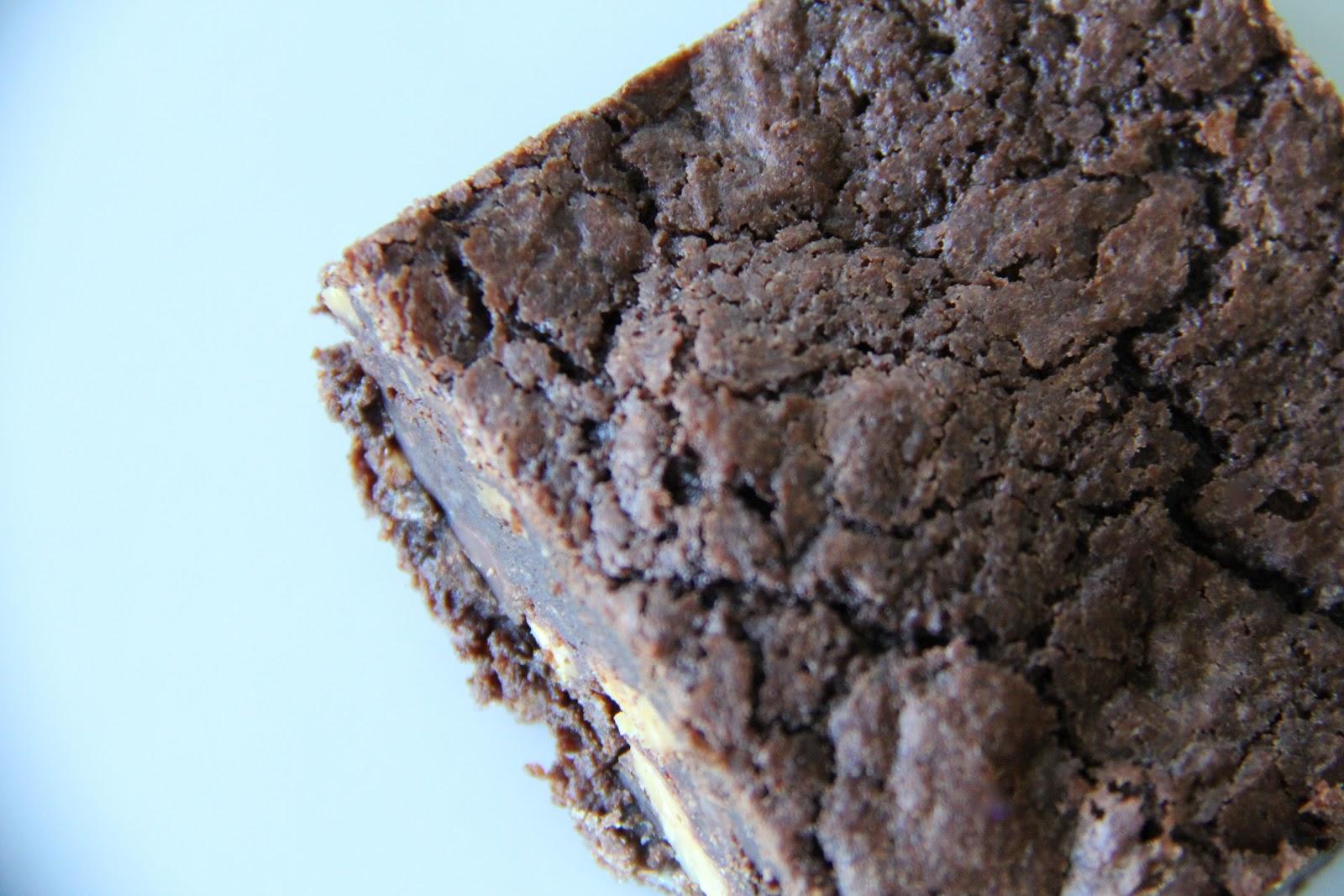 Bountiful Kitchen: Award Winning Chocolate Chip Walnut Brownies