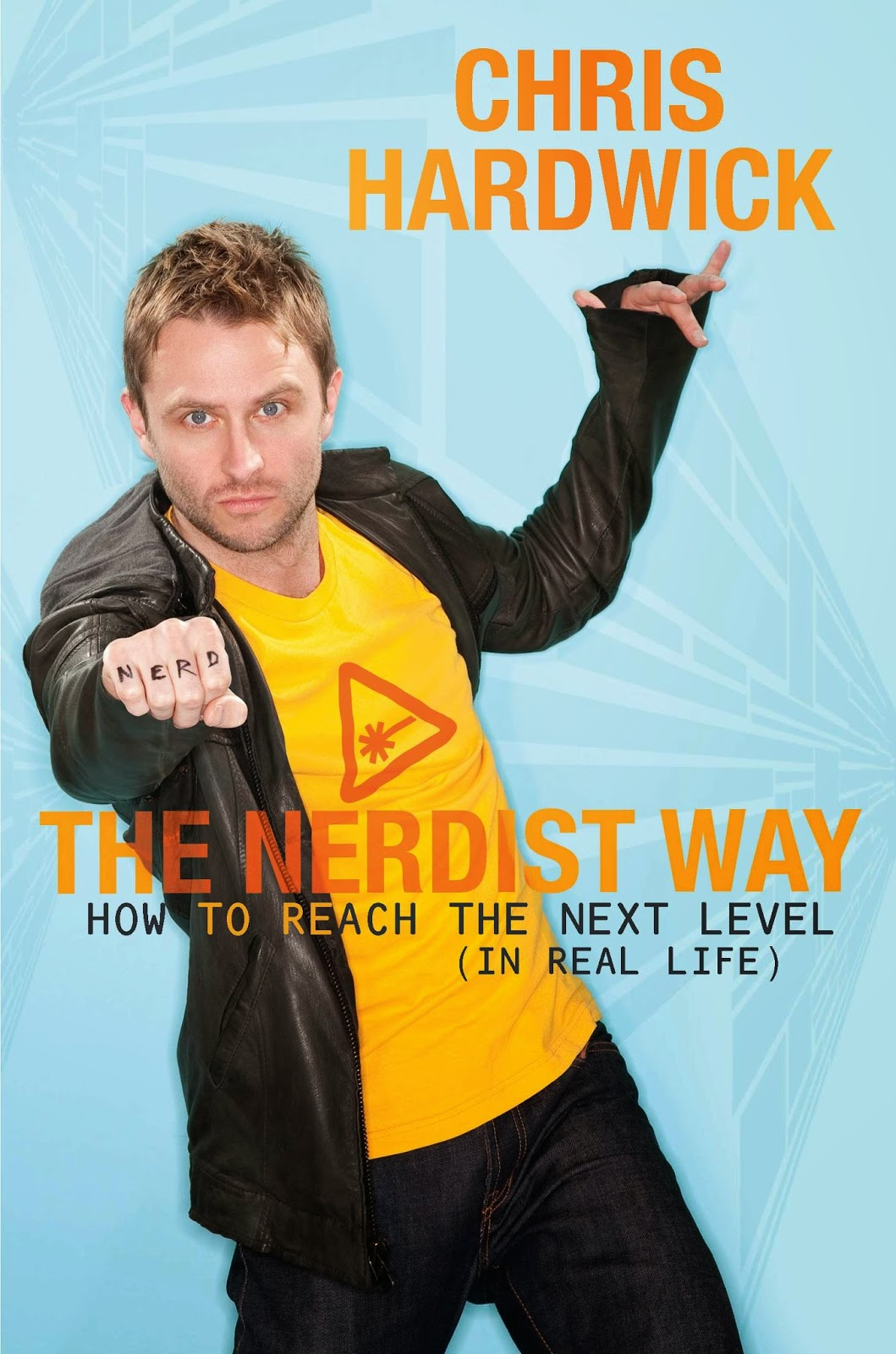 Chris Hardwick The Nerdist Way