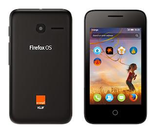 موزيلا تطلق هاتف جديد بنظام تشغيلها
