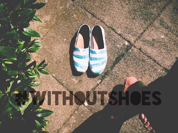 TOMS: One Day Without Shoes #WithoutShoes