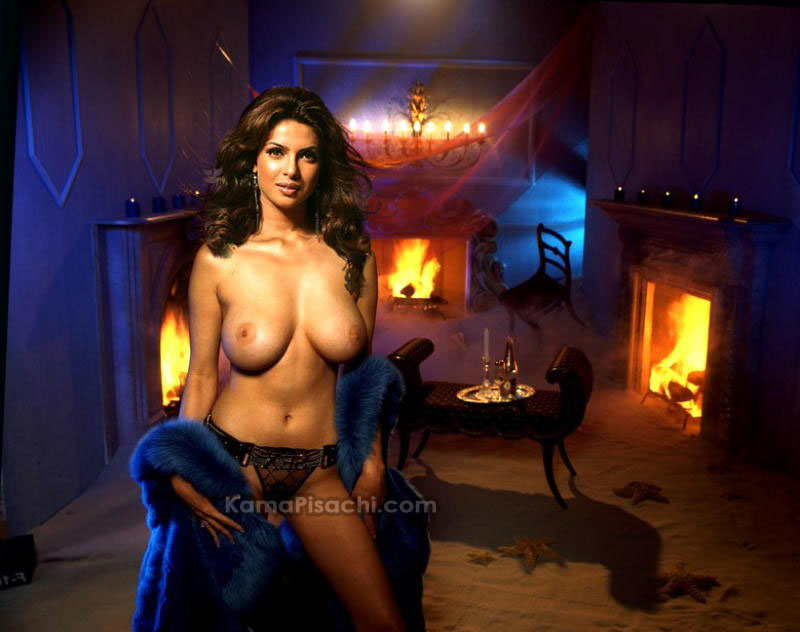 Priyanka Chopra Nude Naked Shoot Fake