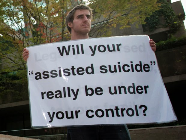 What are your thoughts on assisted suicide?