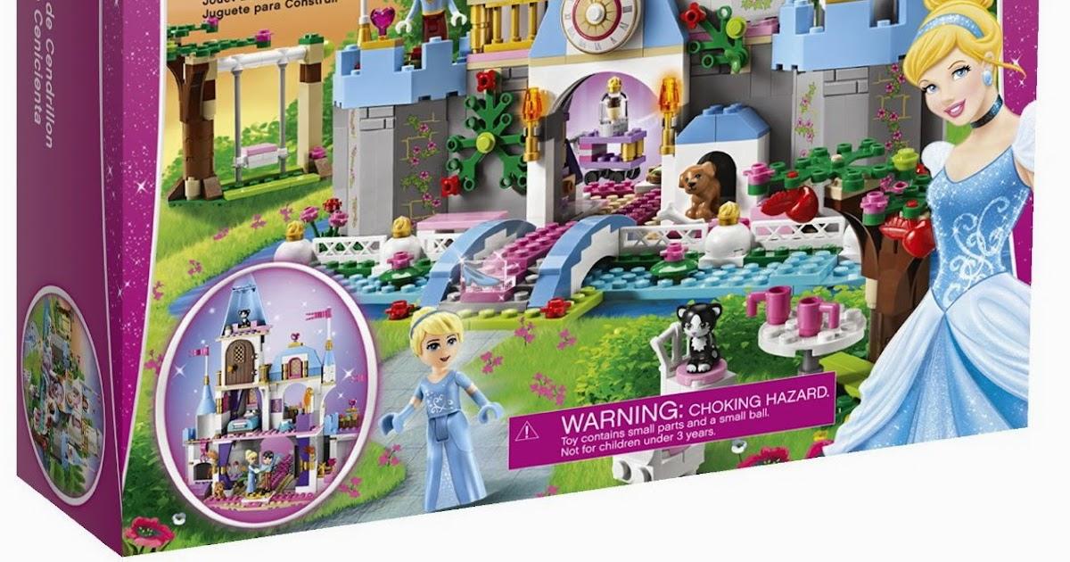 Diez mejores juguetes lego ni as top 10 top ten - Carroza cenicienta juguete ...