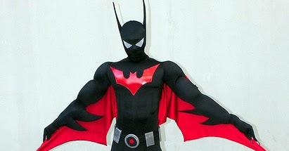 superhero morphsuits how to create a batman beyond costume