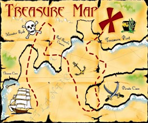 Design  Home on Today S Pirates Are Looking For Buried Treasures Such As Vintage