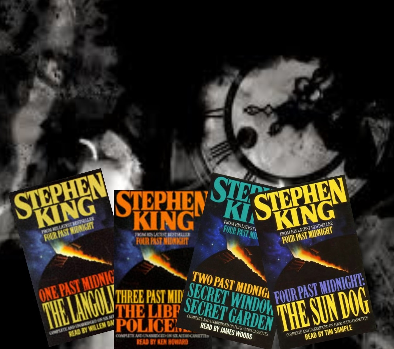 Stephen King Full Dark no Stars While Full Dark no Stars